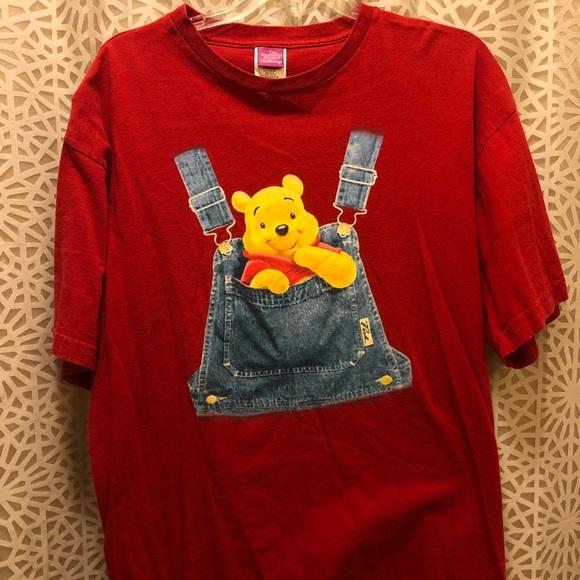 ba612c35 Disney Shirts   Vintage Winnie The Pooh Tshirt   Poshmark